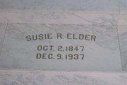 Susie <i>Reiler</i> Elder
