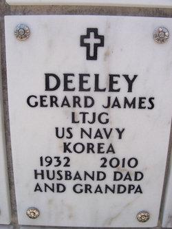 Gerard James Deeley