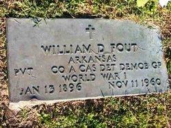 William D Fout