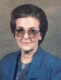 Peggy Ann <i>Jackson</i> Adams
