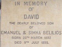 David Belilios