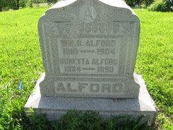 William C Alford