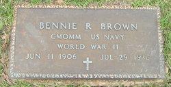 Bennie R Brown