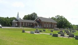 Lanford Baptist Church Cemetery