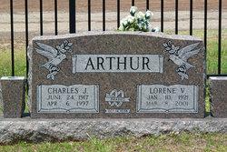Lorene Vivian <i>Tucker</i> Arthur
