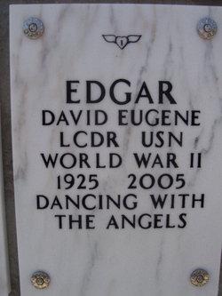 Dr David Eugene Edgar