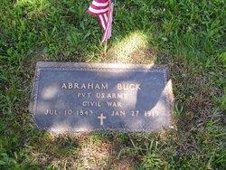 Abraham Abe Buck