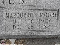 Marguerite <i>Moore</i> Barnes