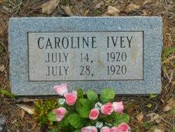 Caroline Ivey