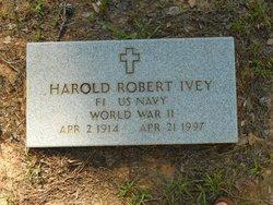 Harold Robert Ivey