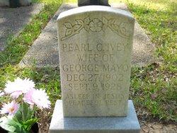 Pearl Catherine <i>Ivey</i> Mayo