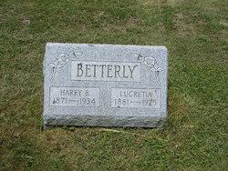 Harry Barnes Betterly