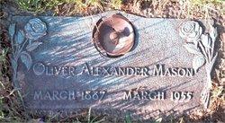 Oliver Alexander Mason