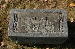 Charlotte L <i>Chapple</i> Arbogast