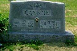 John Edward Cannon