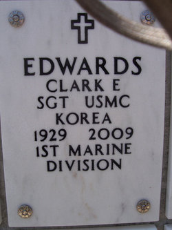Clark Eugene Edwards