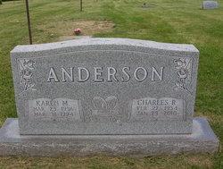 Karen Mae <i>McCammon</i> Anderson