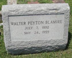 Walter Peyton Blamire