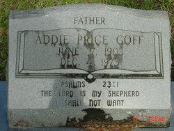 Addie <i>Price</i> Goff