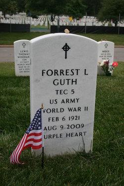 Forrest Leroy Guth