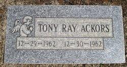 Tony Ray Ackors