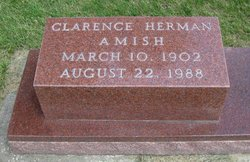 Clarence Herman Amish