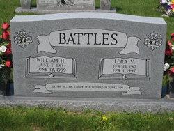 William Herman Battles