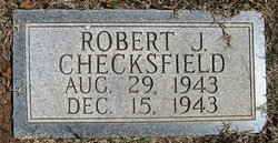 Robert Jerome Checksfield, Jr