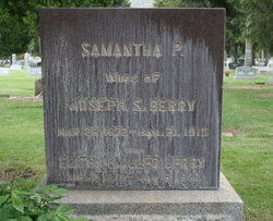 Samantha Ann <i>Parker</i> Berry