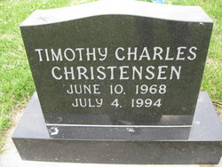 Timothy Charles Christensen
