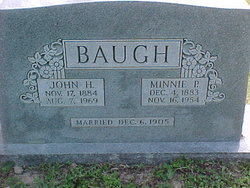 Minnie Pearl <i>Nelson</i> Baugh
