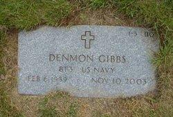 Denmon Gibbs