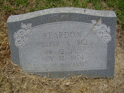 William Allen Bill Reardon