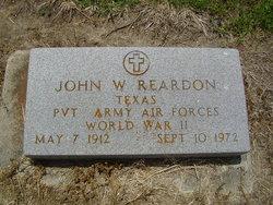 John William Reardon