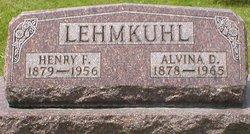 Alvina Dorothea <i>Wiegmann</i> Lehmkuhl