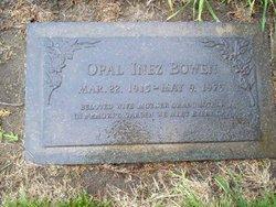 Opal Inez Bowen