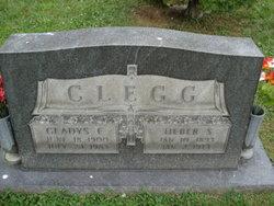 Gladys Etta <i>Cline</i> Clegg