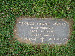 George Frank Pat Young