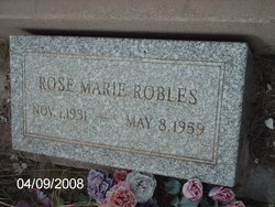 Rose Marie Robles
