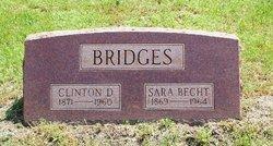 Sara E. <i>Becht</i> Bridges