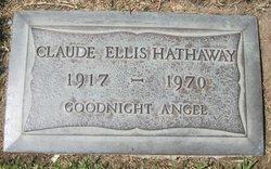 Claude Ellis Hathaway