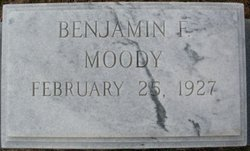 Benjamin Franklin Moody, Jr