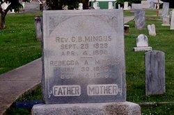 Rebecca Adaline <i>Young</i> Mingus