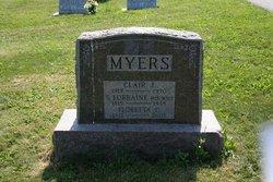 Clair J Myers