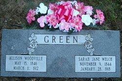 Allison Woodville Green