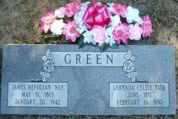 James Nepolian Nep Green