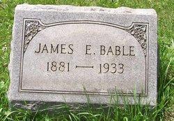 James E. Bable