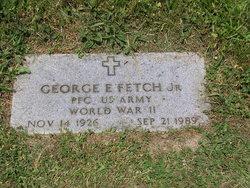 George E. Fetch, Jr