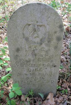 Ida E Wetherford