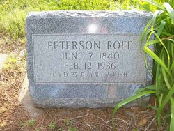 Peterson Roff